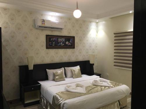 Saba Ohod For Hotel Suites