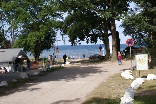 Ferienwohnung Strandperle direkt am Ostseestrand
