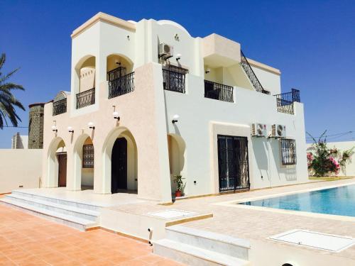 Villa Tezdain