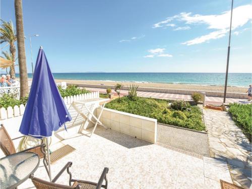 One-Bedroom Holiday Home in Roquetas de Mar
