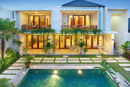 Casa Daha Luxury Water Slide Villa