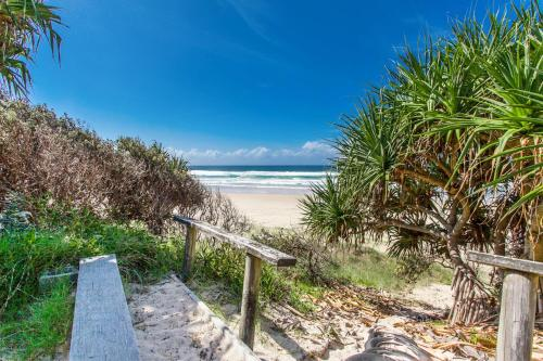 Beachfront Tranquility
