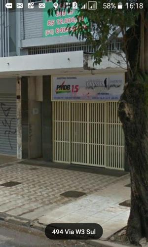 Pousada & Hostel Distrito Federal