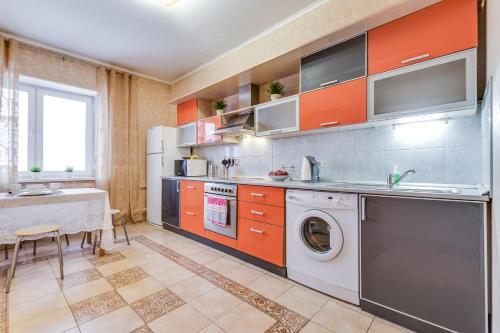 Apartment on Varshavskaya 23