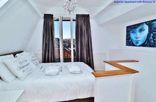 Luxury Apartments Delft I Golden Heart