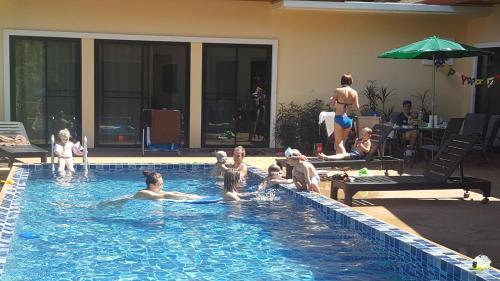 Acasia Pool Villa 4 BR