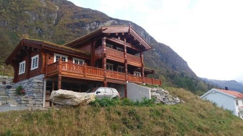 Fjordblick Olden