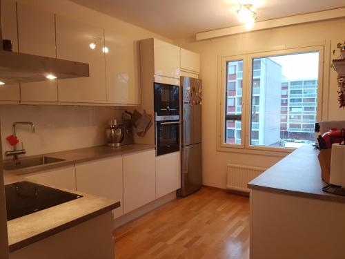 2 room apartment in Pasila