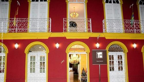 パラー州のゲストハウス。ブラジ...