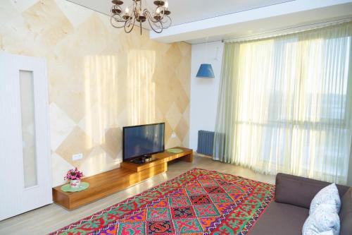 Квартира с удобным расположением в Бишкек