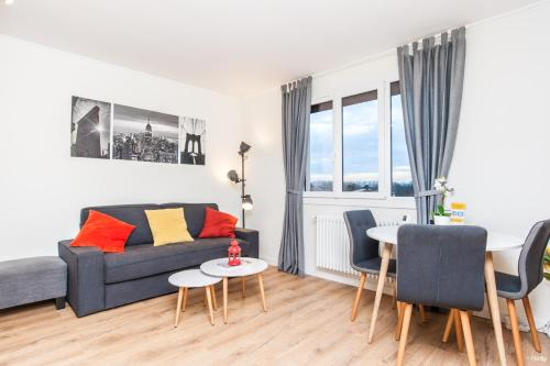 Appartement Cosy Aeroport Toulouse Blagnac Airbus
