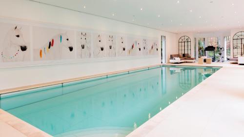 les 10 meilleurs hôtels avec piscine au touquet-paris-plage
