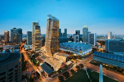 The 10 Best Marriott Hotels In Singapore Singapore Booking Com