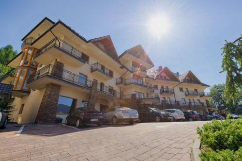 Apart-Spa Apartamenty Gorące Źródła