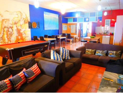 The Paintshop Hostel