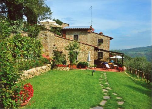 Delicious country house in Chianti