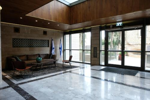 Modern luxurious place in the heart of Jerusalem