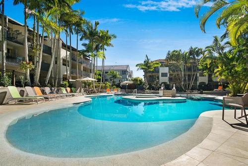 Noosa Beach Apartment on HASTING ST French quarter resort.Noosa Heads