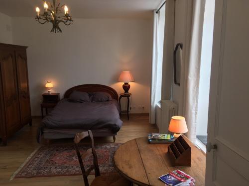 Chambre d'hôte du quai Rimbaud