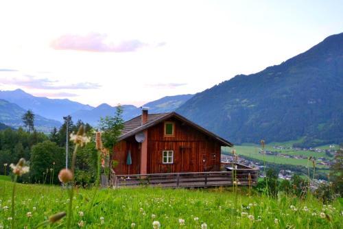 Wildhütte Wachterhof