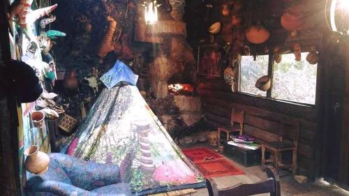 Cabaña en Las Rocas