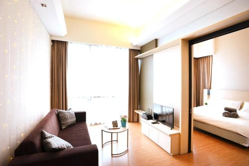 WT STAY Deluxe 1BR @ Swiss Garden Residences Bukit Bintang KL