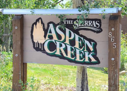 Aspen Creek #101 - Two Bedroom Condo