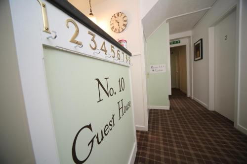 No 10 Guesthouse