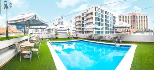 Los 10 mejores apartahoteles de panam panam - Apartahoteles sevilla este ...