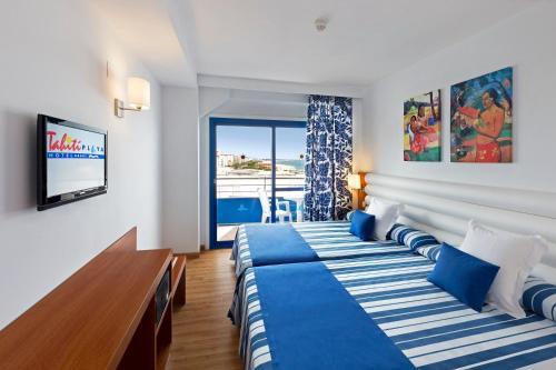 Description for a11y. Hotel Tahití Playa. Santa Susanna ...