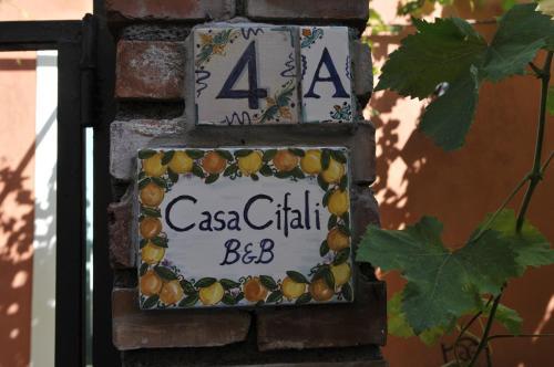 Casa Cifali