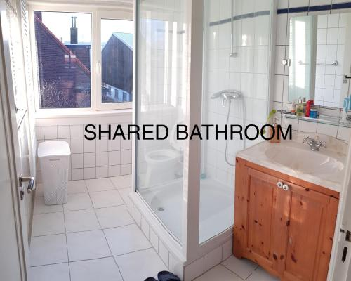 Room in shared apartment / Kamer in gedeeld appartement