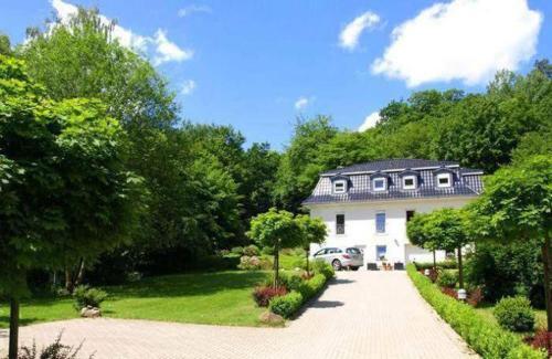 Weißes Haus am Kurpark, Fewo Bergblick