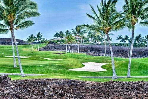 Mauna Lani Golf Villas #Q22 - Two Bedroom Condo