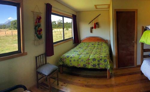 Refugio de montaña El Huape