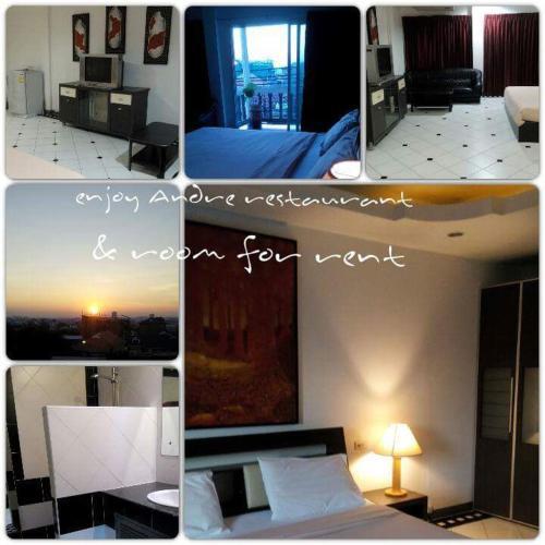 Enjoy Andre Restaurant &Room for rent
