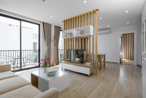 Vivian Villa & Apartment By My Khe Beach