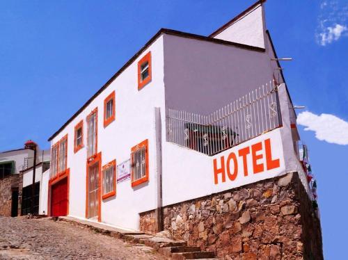 Hotel Hermoso Guanajuato