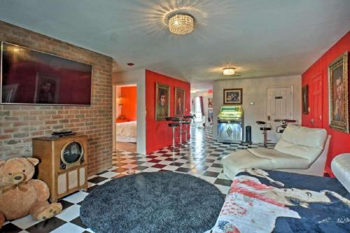 Presley's Penthouse