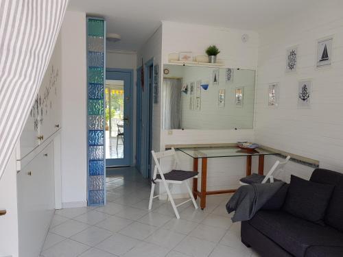 Blue terrace apartment - Marina Baie Des Anges