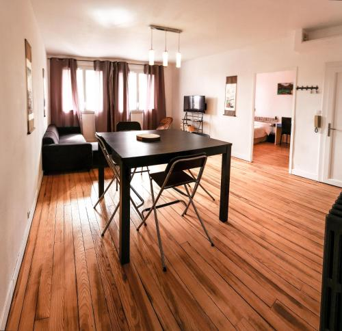 Appartement Lascrosses-Compans