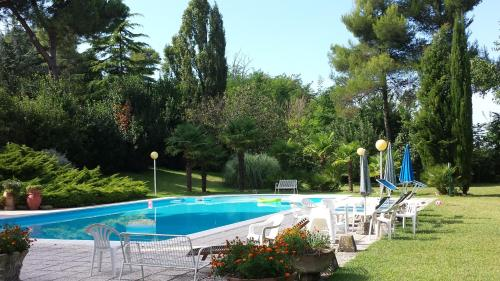 Pesaro - House in the Park to 3 km from the sea. Peace and absorbed relax.