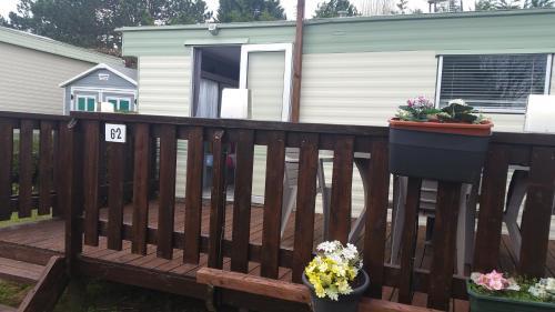 Mobil Home Villers/Mer Normandie camping 4*