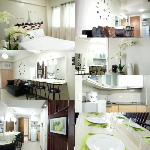 NEW CONDO UNIT@PALMTREE VILLAS NEAR NAIA3