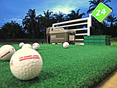 Palm Driving Range & Resort