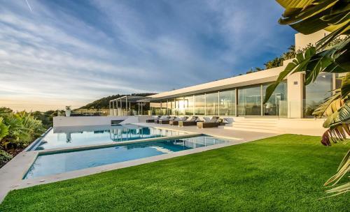 Sept chambres de luxe Villa Angel