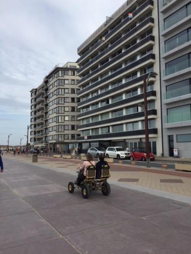 Zeedijk Appartement