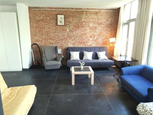 Central Authentic Apartment Antwerp