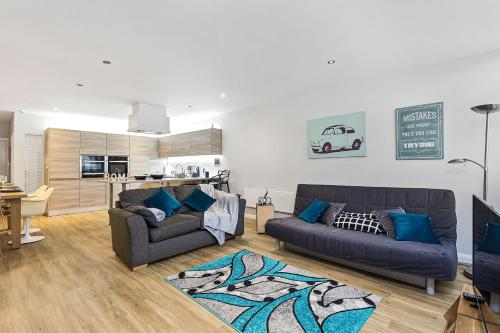 Heart Of Nottingham Modern Apartment