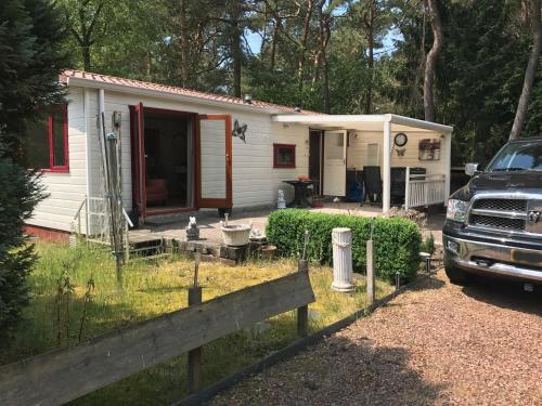 Genietenvanvakantie (Chalets op Camping De Scheepsbel)